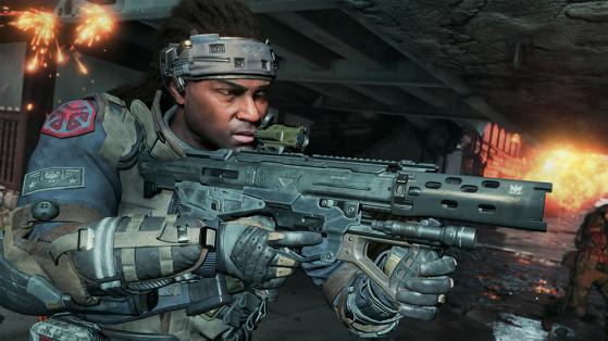 Black Ops 4 : mise à jour beta, patch note 1.05