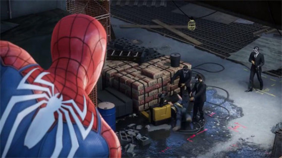 Guide Spiderman PS4 : Gadgets