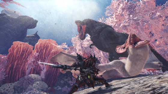 Monster Hunter World : Amulette de force, Amulette de défense, recette