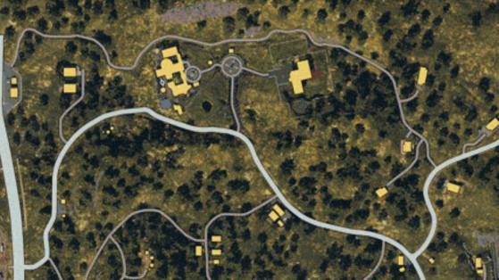 Black Ops 4 : Blackout, la carte