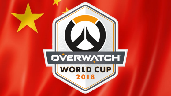 Overwatch Coupe du monde 2018 : Equipe Chine