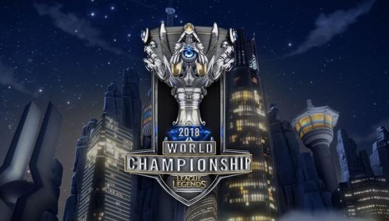 LoL, Worlds Saison 8 : Explication sur le tirage au sort