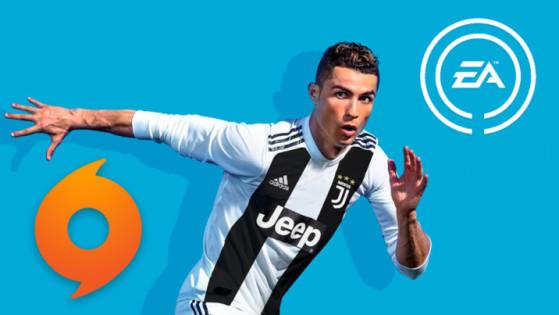 FIFA 19 est disponible sur Origin Access