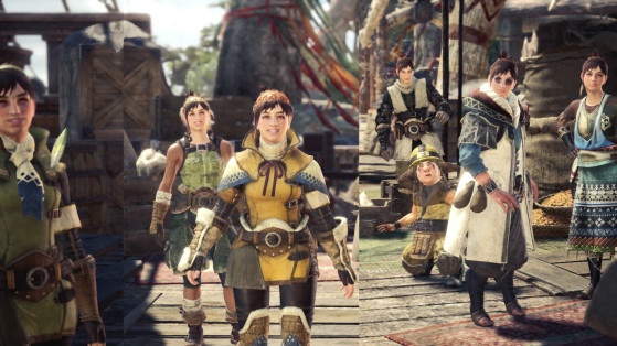 Monster Hunter World : Meilleurs Mods PC, best mods
