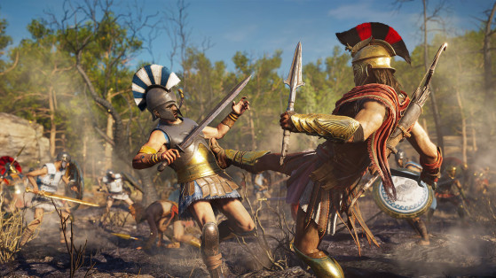 Assassin's Creed Odyssey : Guide de démarrage, tips, astuces, aide, soluce