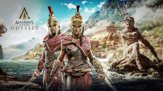 Test Assassin's Creed Odyssey sur PS4, PC et Xbox One