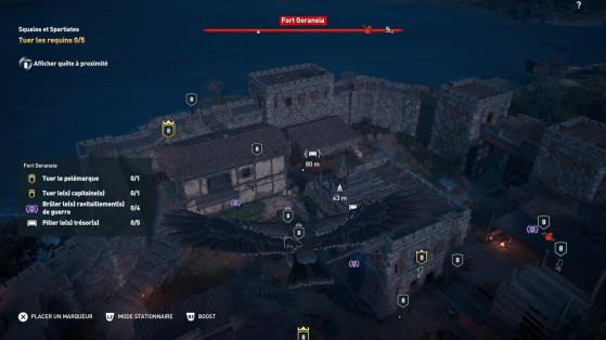 Si les américains avaient eu Ikaros, ils auraient retrouvé Ben Laden en 5 minutes - Assassin's Creed Odyssey