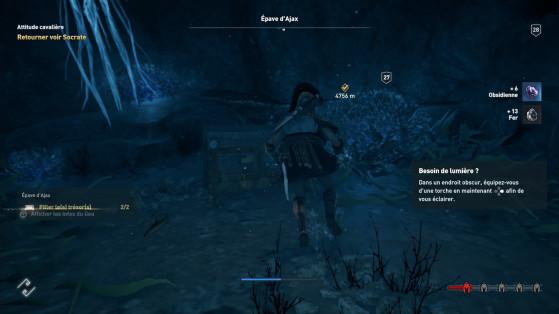 Merci du conseil ! - Assassin's Creed Odyssey