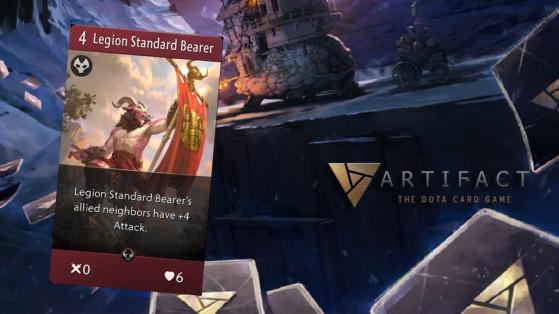 Artifact : Legion Standard Bearer