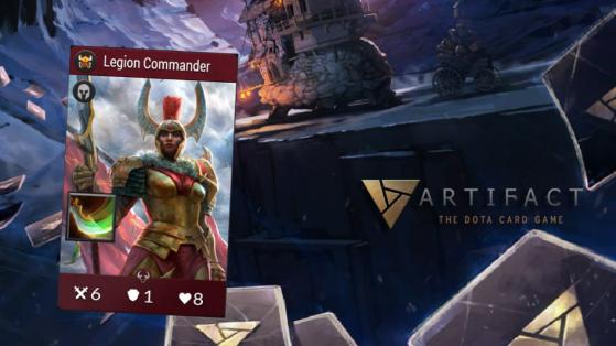 Artifact : Legion Commander
