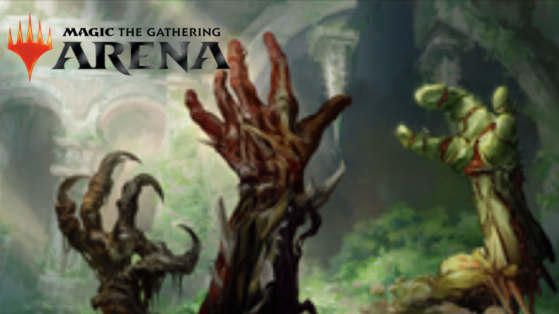 Magic Arena : Guildes de Ravnica, Top 5 Noir
