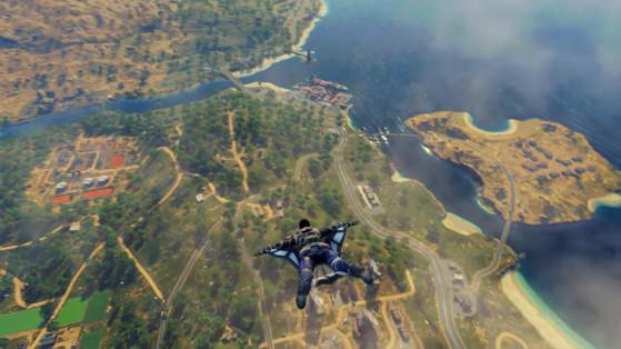 Black Ops 4 : Blackout, où atterrir ?