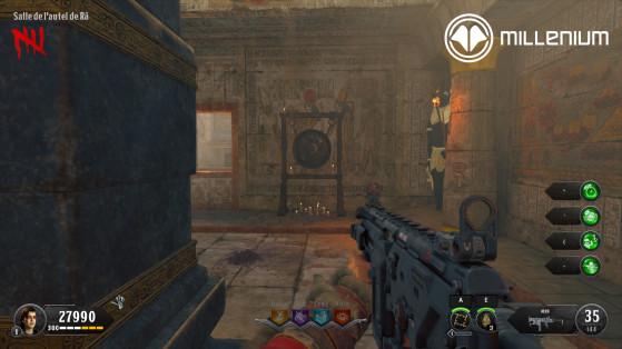 Autel d'Anubis - Call of Duty