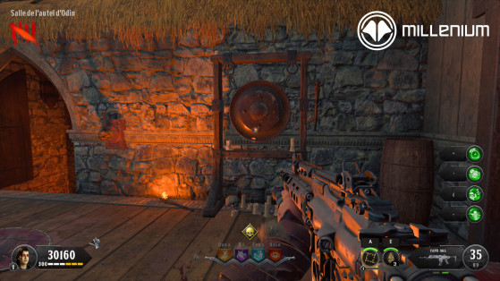 Autel d'Odin - Call of Duty