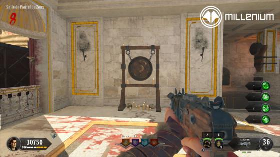 Autel de Zeus - Call of Duty