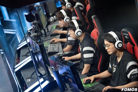 La qualification de Gen.G aux Worlds laissait présager un nouveau coup d'éclat - League of Legends