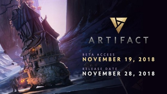 Artifact : date beta ouverte