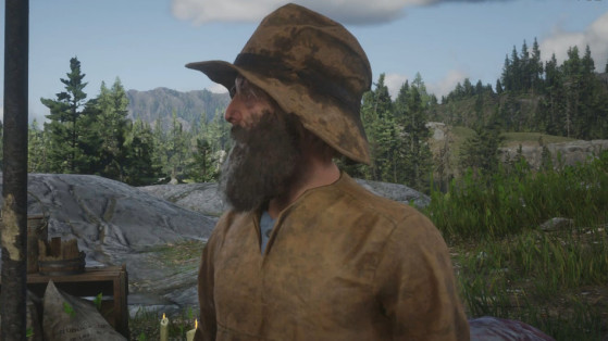 Guide Red Dead Redemption 2 : trappeur RDR2, trapper, position, carte