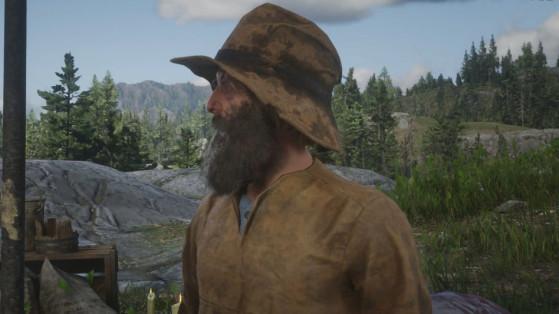 Guide Red Dead Redemption 2 : trappeur RDR2, trapper, position, carte