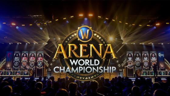 WoW BFA : L'Arena World Championship de la Blizzcon 2018