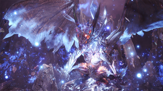 Guide Monster Hunter World : Xeno'Jiiva Alpha Suprême