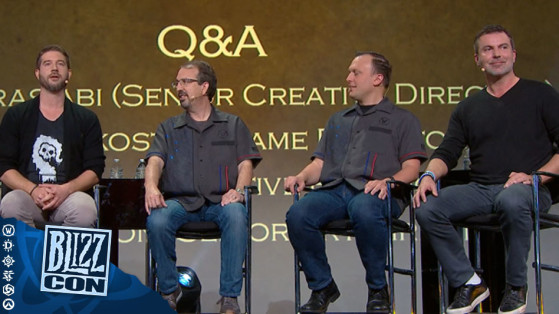 WoW : Q&A Blizzcon 2018