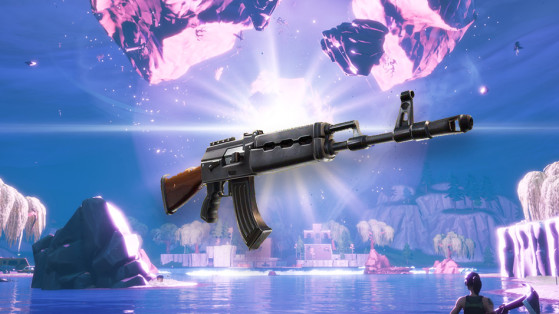Fortnite : patch note 6.22, maj, mise à jour