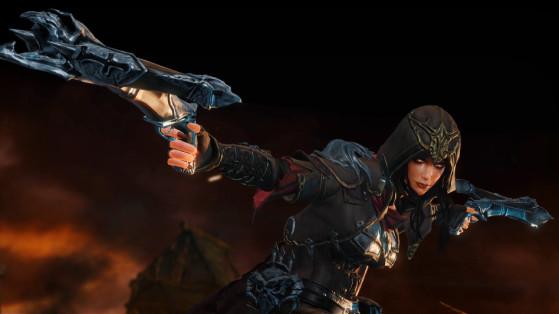 Diablo Immortal : Chasseur de démons, Demon Hunter, classe, build, skills