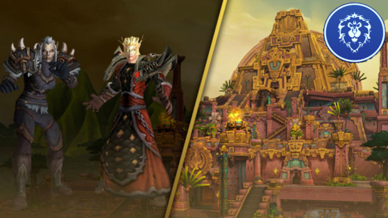 WoW BFA : Guide Maîtres du jadefeu (Alliance) - Boss Bataille de Dazar'alor