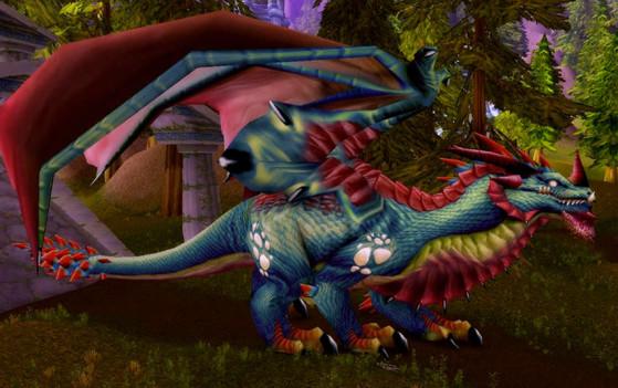Léthon - World of Warcraft