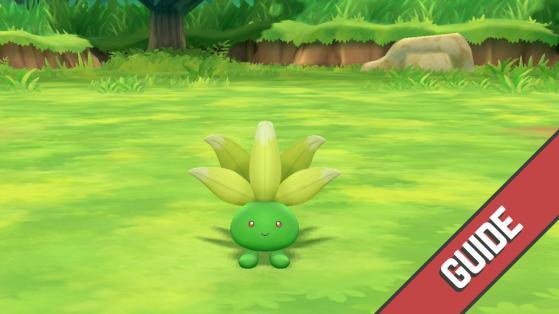 Pokemon Let's GO : shiny, charme chroma, combo capture