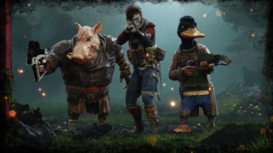 Aperçu, preview Mutant Year Zero: Road to Eden, PC, PS4, Xbox One