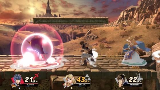 Les esprits adorent prendre en traître. - Super Smash Bros. Ultimate