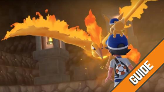 Pokemon Let's GO : Comment battre Sulfura et le capturer