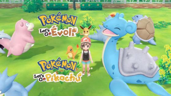 Pokemon Let's GO : Comment obtenir Lokhlass