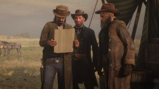 Guide Red Dead Redemption 2 Online : Argent, dollars, money, or, gold