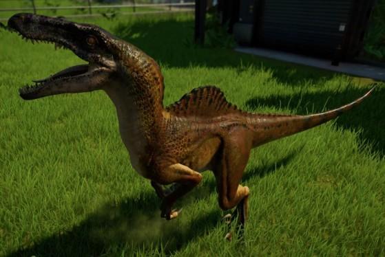 Spinoraptor - Millenium