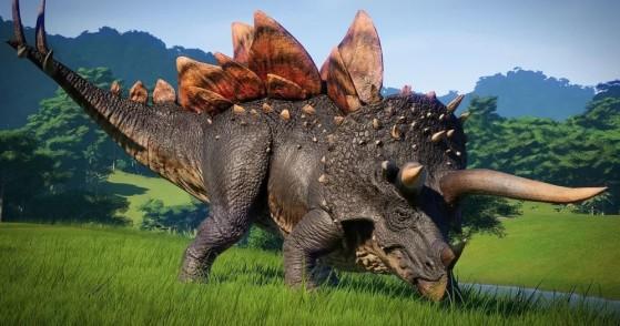 Stegoceratops - Millenium