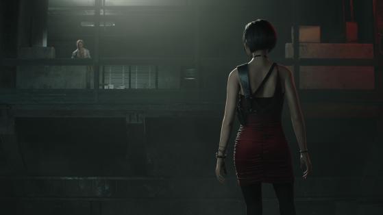La fameuse robe rouge d'Ada Wong enfin dévoilée. - Millenium