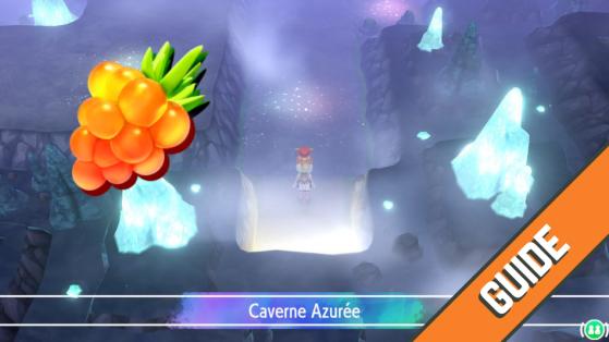 Pokemon Let's GO : Baie framby dorée