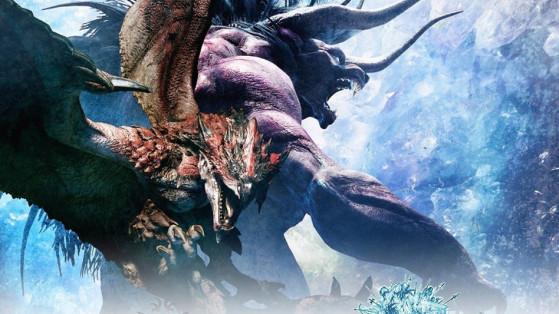Monster Hunter World : Béhémoth, Final Fantasy, PC, patch