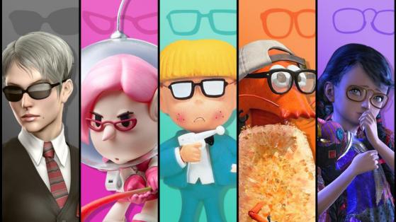 Super Smash Bros Ultimate : Tableau des Esprits, événement de la semaine