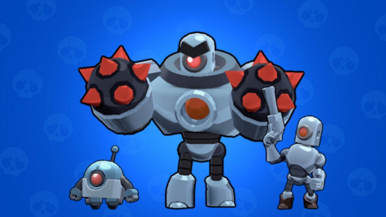Brawl Stars : Robots à gogo, astuces, Robot rumble