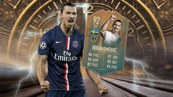 FUT 19 : DCE Zlatan Ibrahimovic Flashback