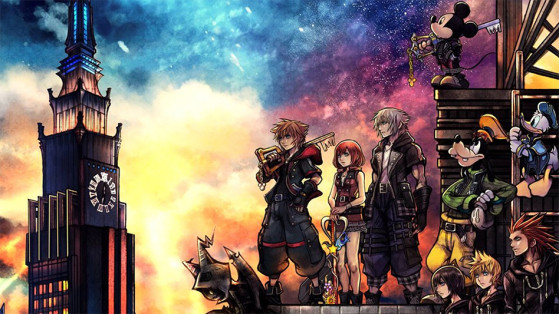 Sortie Kingdom Hearts 3 : Le Patch 1.01 est disponible