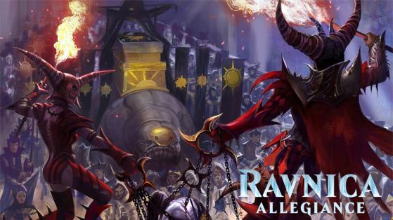 Magic Arena, MTGA : guide deck Rakdos Aggro