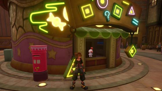 Guide Kingdom Hearts 3, craft : Synthèse, recettes, matériaux, ingrédients