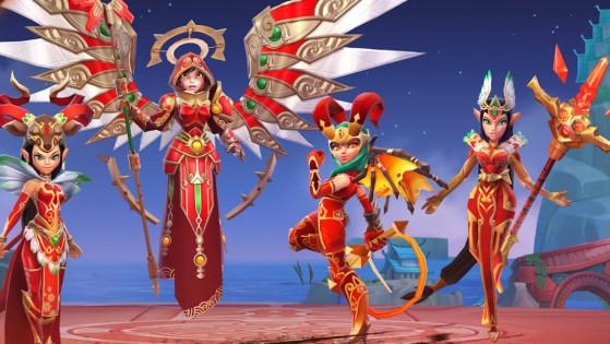 Might & Magic : Elemental Guardians - Millenium
