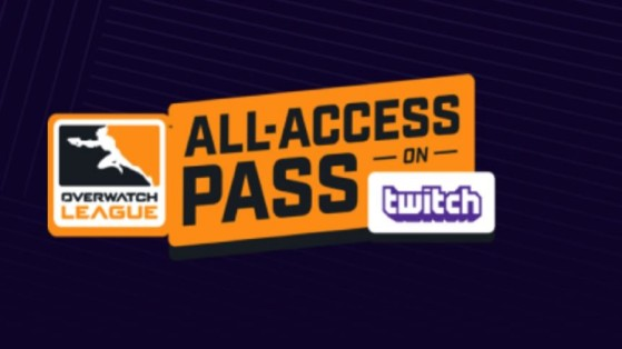 Overwatch, OWL : Twitch All-Access Pass 2019