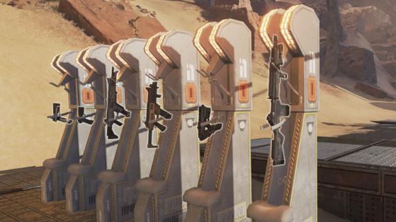 Apex Legends : guide des armes, tier list